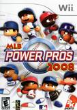 MLB: Power Pros 2008 (Nintendo Wii)